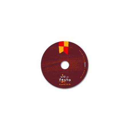 CD interactiu Viu la Festa