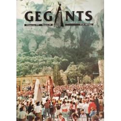 Revista GEGANTS (nº34 - 49 i 51 i 52)