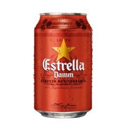 Estrella Damm - Pac 24 llaunes