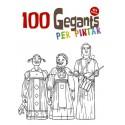 Llibre 100 Gegants per pintar (4t volum)