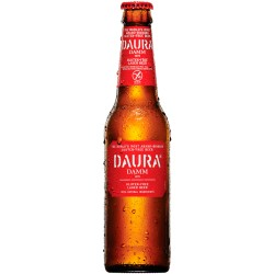 Cervesa Daura - Pack 6 ampolles